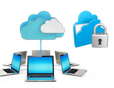 Keep Data Secure With Cloud Backup Interface