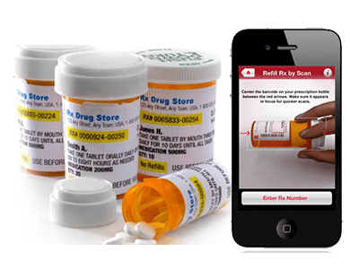 Smart Refill solution for pharmacies